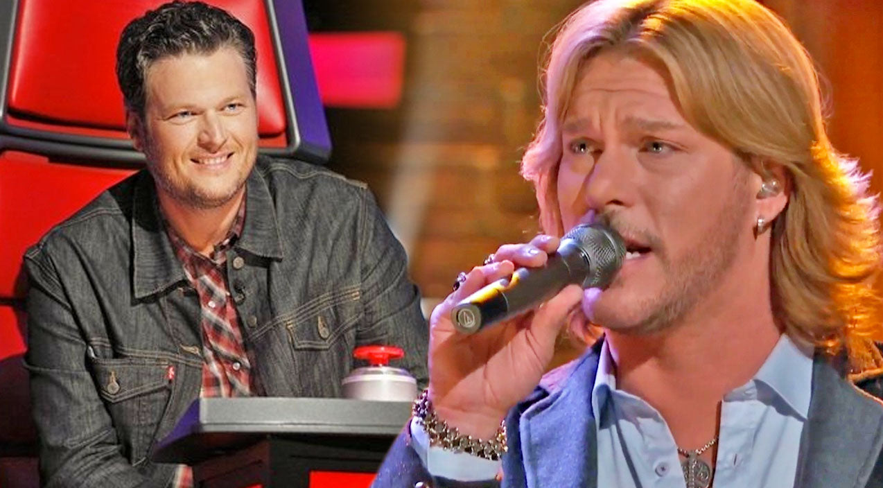Craig wayne boyd Songs | Craig Wayne Boyd Wows with Inspirational New Single, 'I'm Still Here' on The Voice (VIDEO) | Country Music Videos
