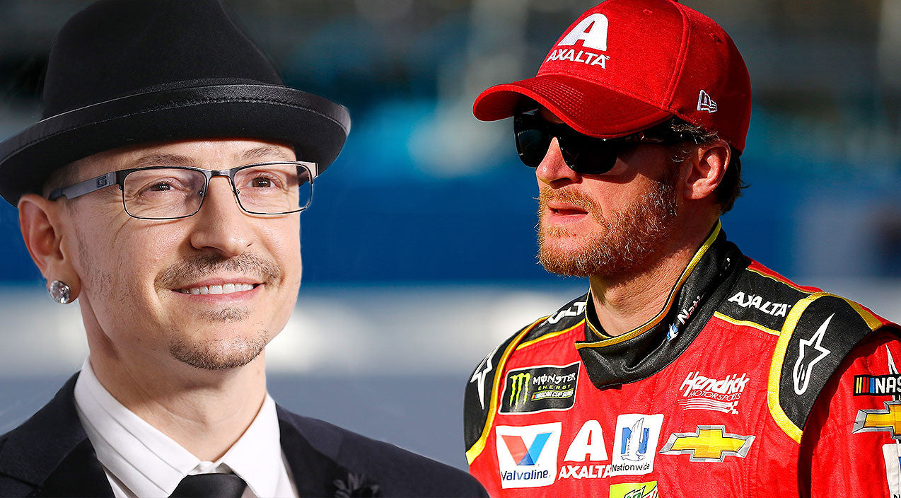 Nascar Songs | Dale Jr. Addresses Chester Bennington Suicide With Helpful Plea | Country Music Videos