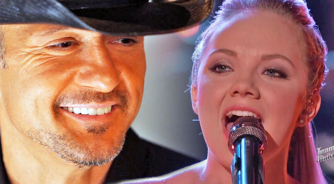 Tim mcgraw Songs | Danielle Bradbery's Mind-Blowing Rendition of Tim McGraw's 'Please Remember Me' (WATCH) | Country Music Videos