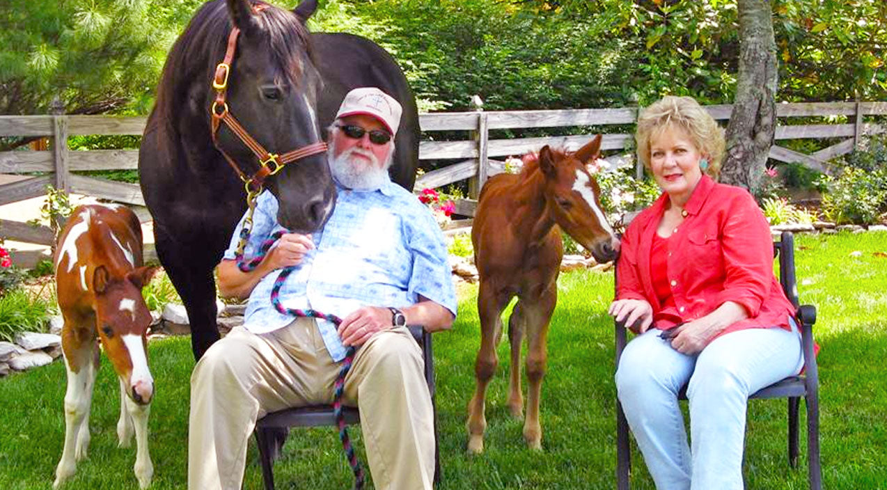 Charlie Daniels Expresses His Undying Love For His Wife