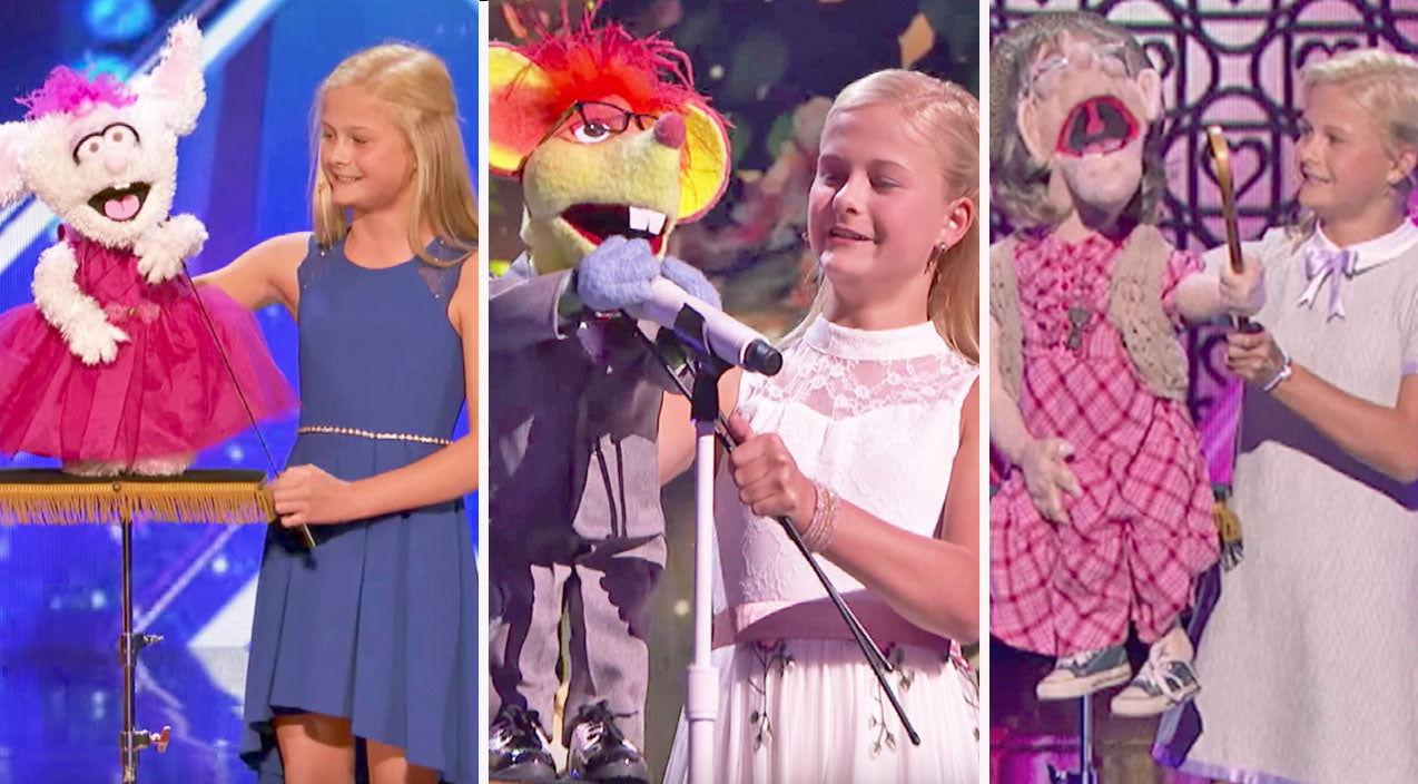 America's got talent Songs | Re-Live All Of 12-Year-Old Ventriloquist Darci Lynne's 'America's Got Talent' Performances | Country Music Videos