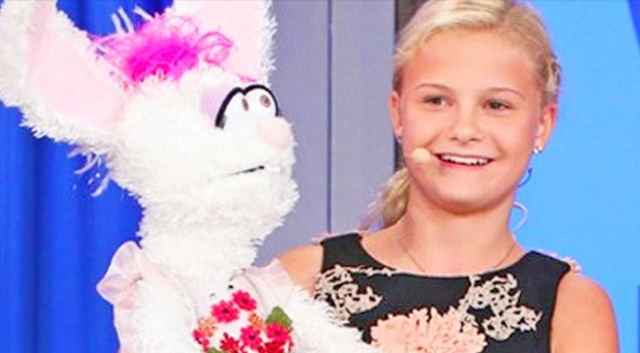 Darci lynne farmer Songs | Darci Lynne And Puppet Petunia Sing Flawless Italian Opera Song That'll Leave You Speechless | Country Music Videos