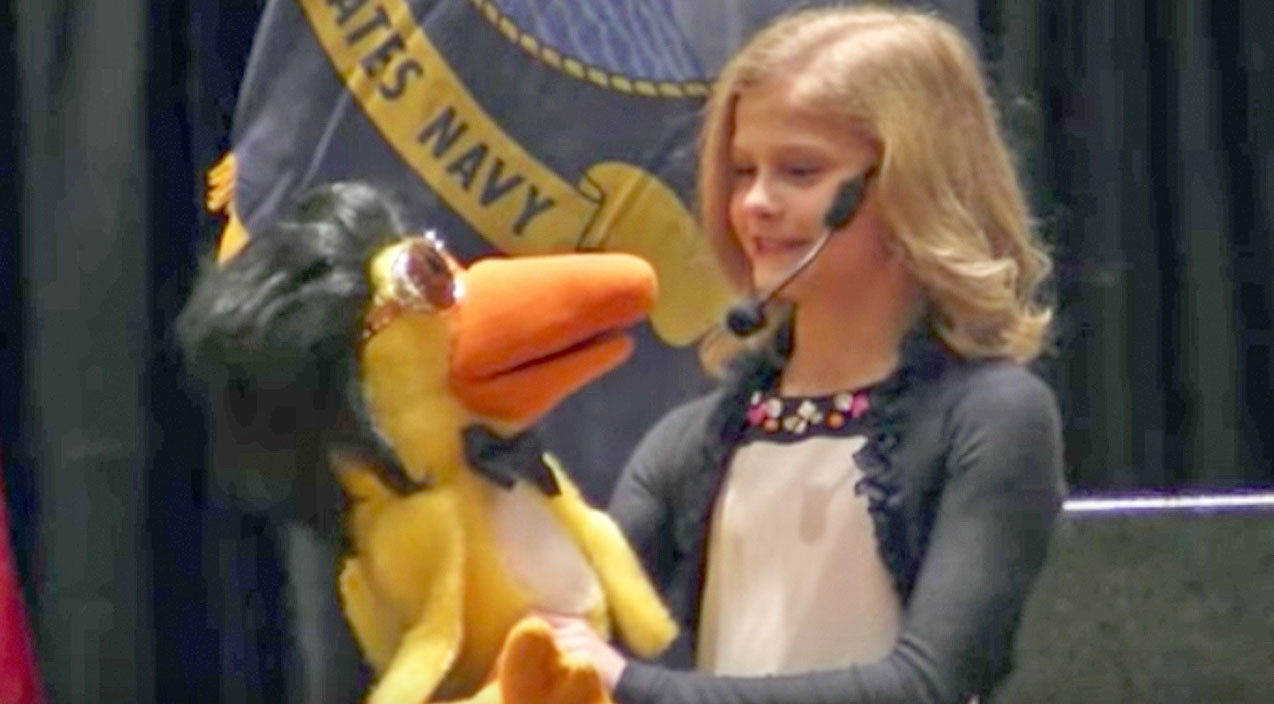 Elvis presley Songs | Darci Lynne's Elvis-Impersonating Puppet Will Get You 'All Shook Up' Singing The King's Hit | Country Music Videos