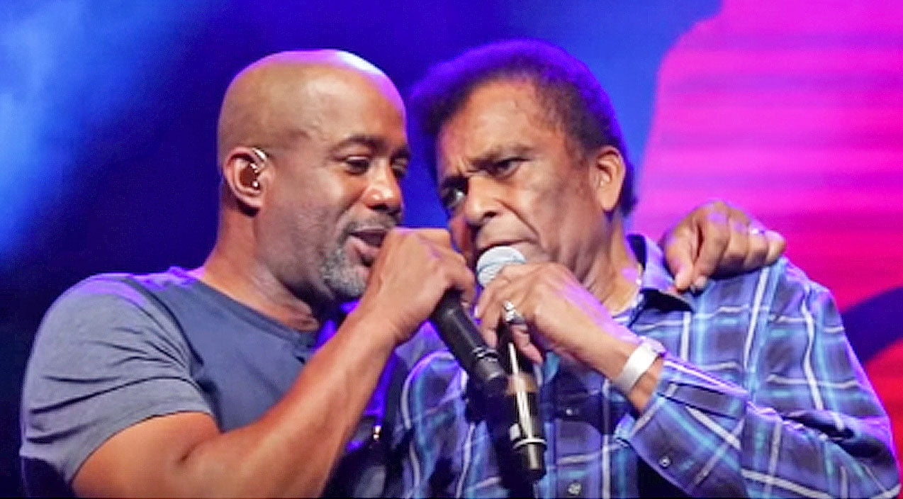 Darius rucker Songs | Charley Pride & Darius Rucker Deliver The Duet The World Has Been Waiting For | Country Music Videos
