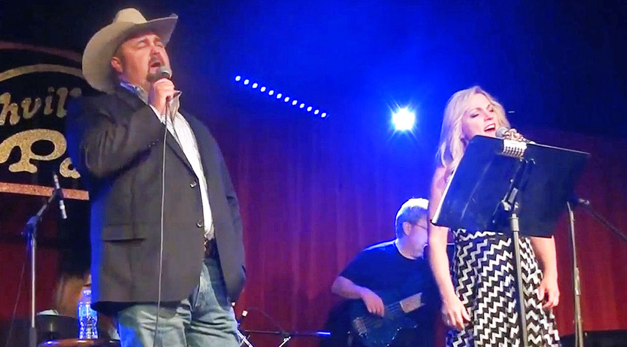 Rhonda vincent Songs   Daryle Singletary Paints Portrait Of Love In Heart-To-Heart Duet On 'A Picture Of Me'   Country Music Videos