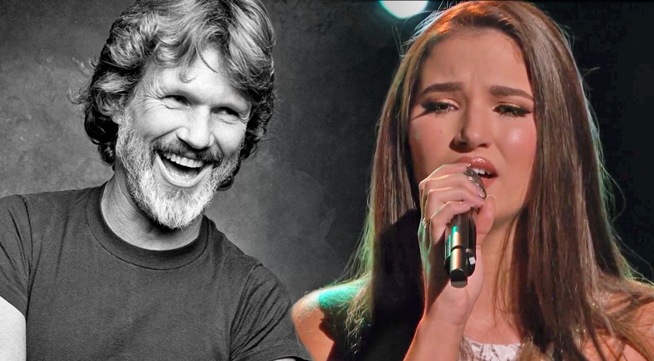 Kris kristofferson Songs | Deanna's Breathtaking Rendition of Kristofferson's 'Help Me Make It Through The Night' on The Voice | Country Music Videos