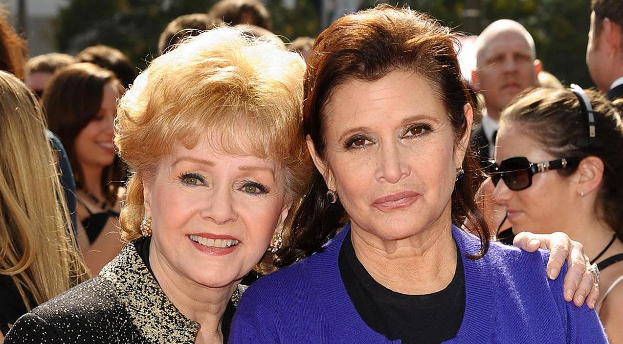 Debbie reynolds Songs | Debbie Reynolds Reportedly Rushed To Hospital A Day After Daughter Carrie Fisher's Death | Country Music Videos