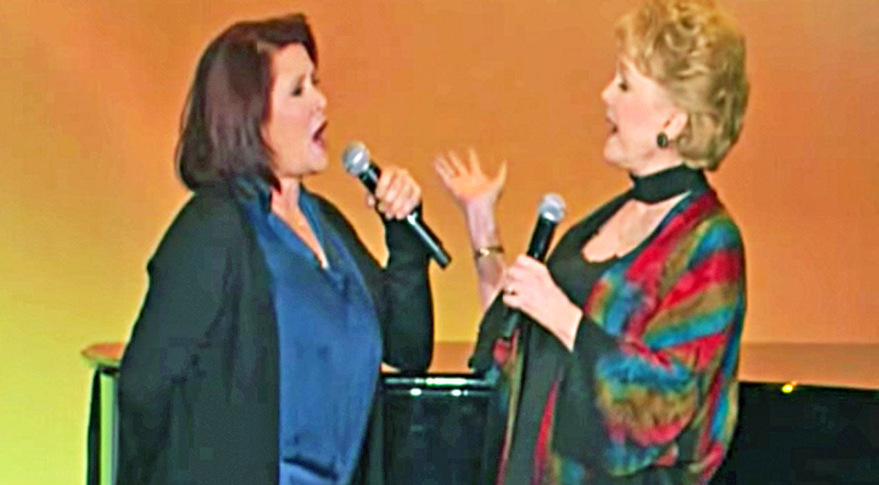 Prince Songs | Debbie Reynolds & Carrie Fisher's Rare Duet Will Leave You In Tears | Country Music Videos