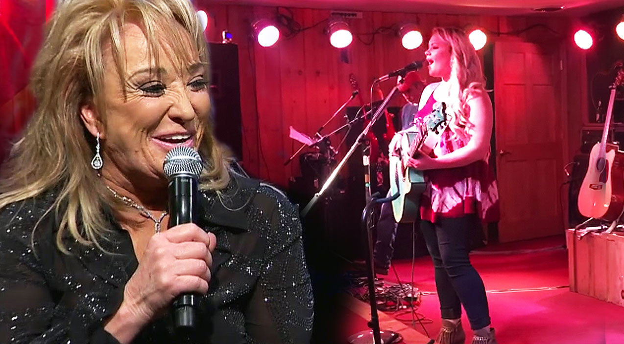 Tanya tucker Songs | Young Woman Gives Fiery Twist To 'Delta Dawn' That Will Leave You Craving More | Country Music Videos
