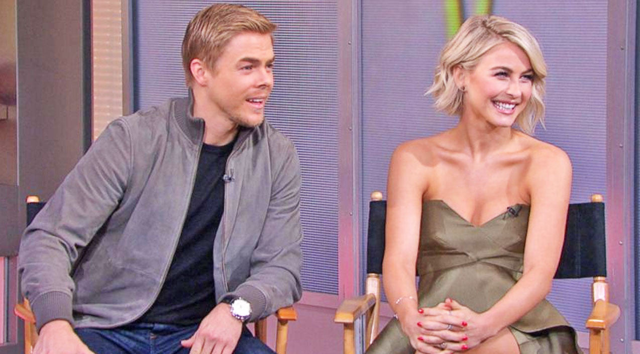 Julianne hough Songs | Julianne Hough Reveals Brother Derek Hough's Embarrassing Secret Obsession | Country Music Videos