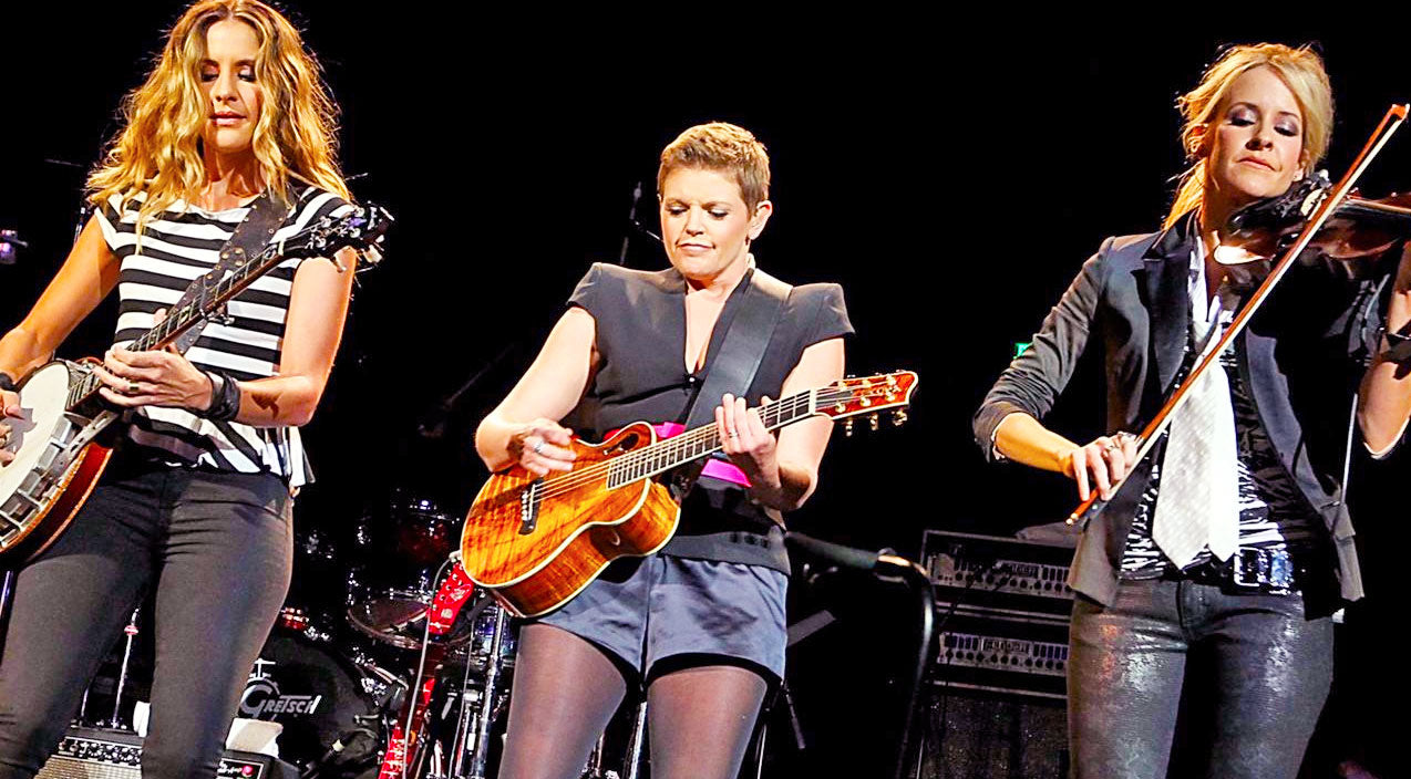 Dixie chicks Songs | The Dixie Chicks' Passionate Performance Of 'Not Ready To Make Nice' Will Give Y'all Chills | Country Music Videos