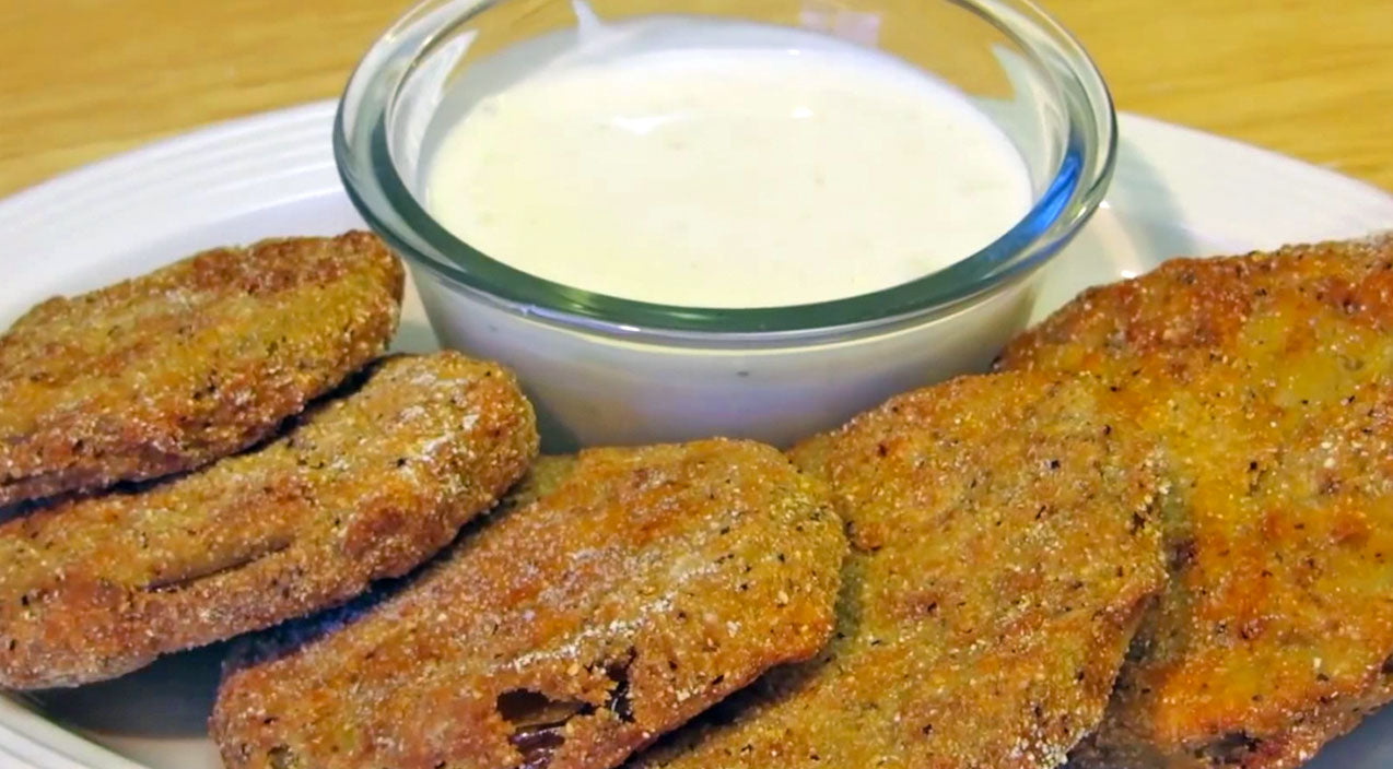 Diy Songs | DIY: Y'all Need To Try This Tasty Southern Fried Green Tomato Recipe! (WATCH) | Country Music Videos
