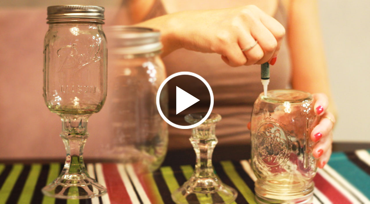 Diy How To Make A Redneck Wine Glass Country Rebel