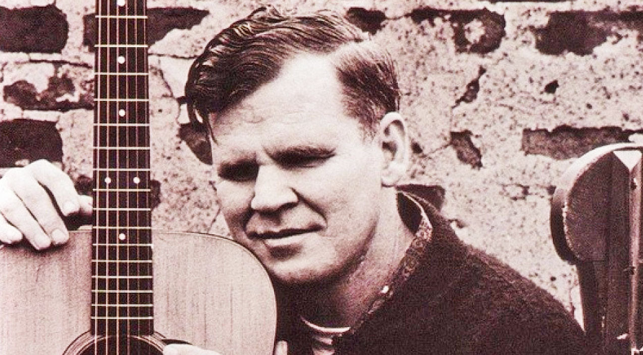 Doc watson Songs | Doc Watson Will Take You Back To A Simpler Time With 'Deep River Blues' | Country Music Videos