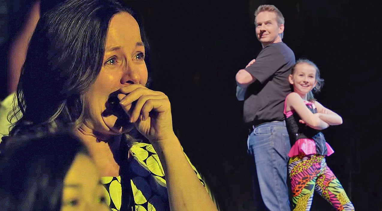 Family Songs   This Woman Gets An Emotional Surprise When She Thinks Her Husband Misses Their Daughter's Recital   Country Music Videos