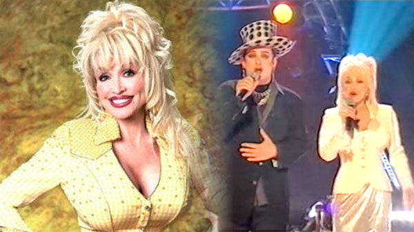 Dolly parton Songs | Dolly Parton and Boy George - Your Kisses Are Charity (LIVE) (VIDEO) | Country Music Videos