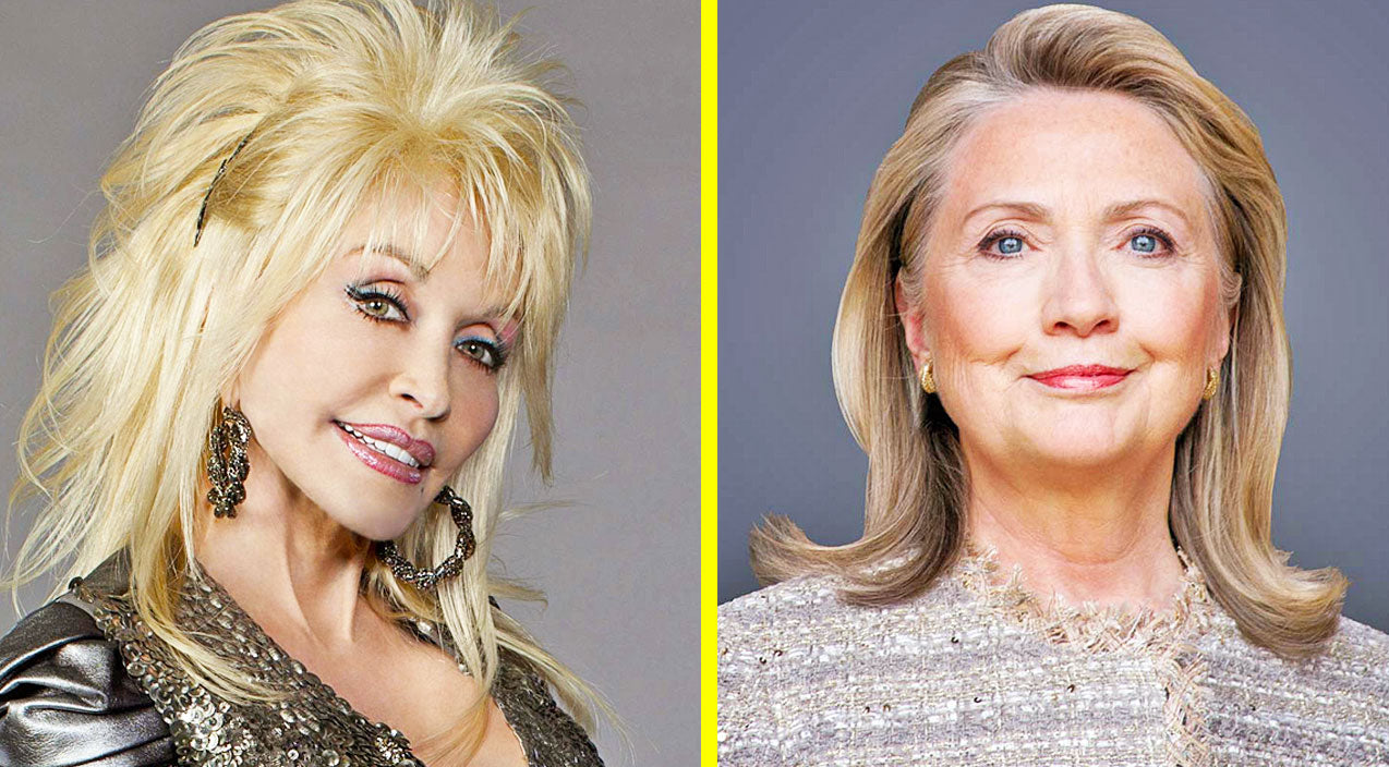 Dolly parton Songs | Dolly Parton Breaks Silence On Hillary Clinton Endorsement Rumors | Country Music Videos