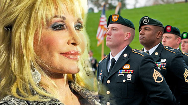 Dolly parton Songs | Dolly Parton - Ballad Of The Green Beret (VIDEO) | Country Music Videos
