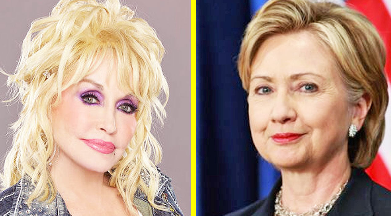 Dolly parton Songs | Dolly Parton Shares Her Surprising Opinion Of Hillary Clinton | Country Music Videos