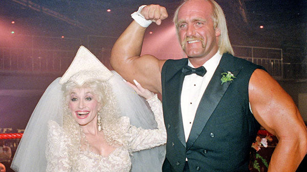 Dolly parton Songs | Dolly Parton Writes A Love Song For Hulk Hogan (Funny!) (WATCH) | Country Music Videos