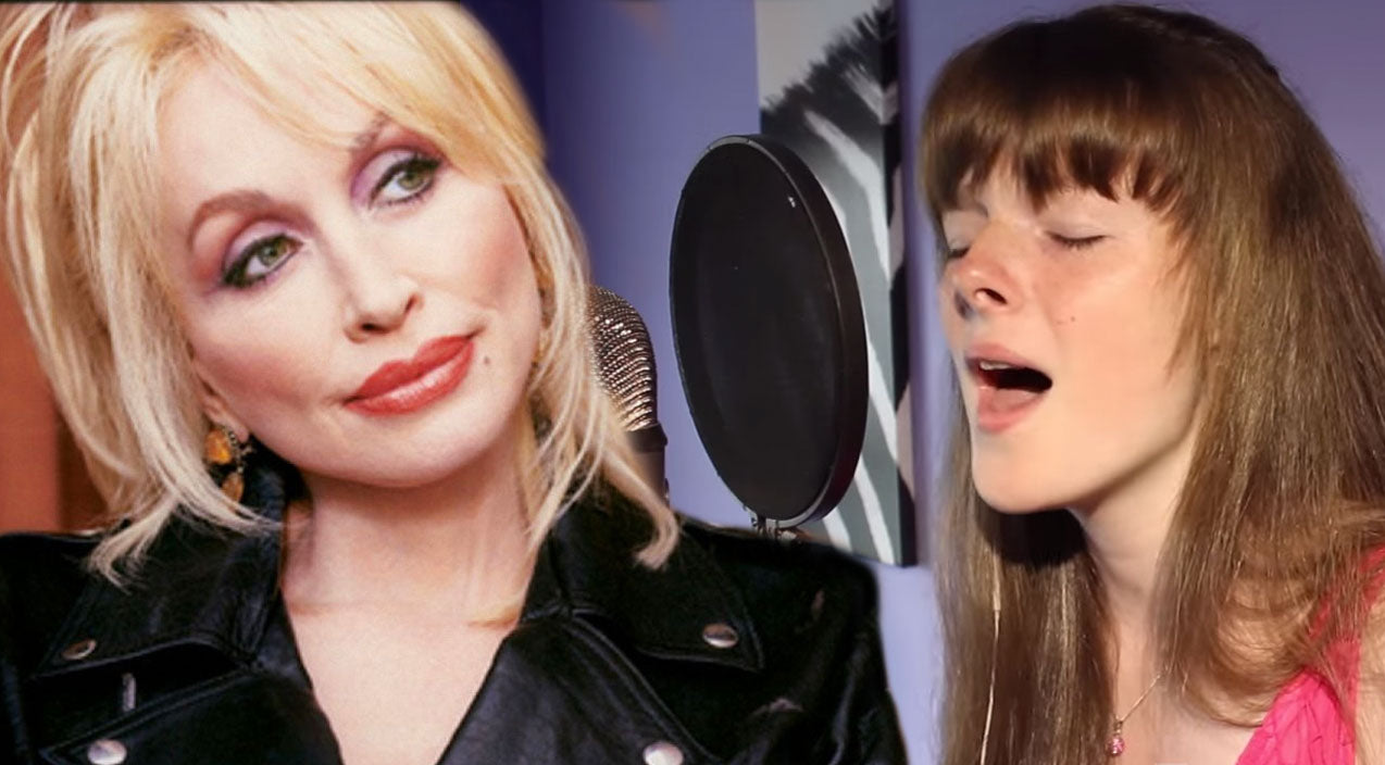 Dolly parton Songs | 14-Year-Old Girl's Cover Of 'I Will Always Love You' Will Make Your Jaw Drop | Country Music Videos