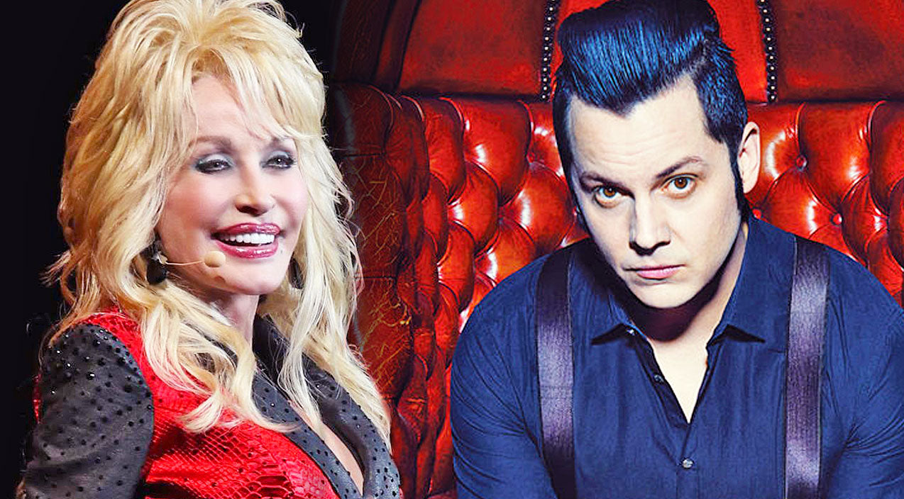Jack white Songs | Dolly Parton Clues Fans In On Future Collaboration With Rock Star Jack White | Country Music Videos