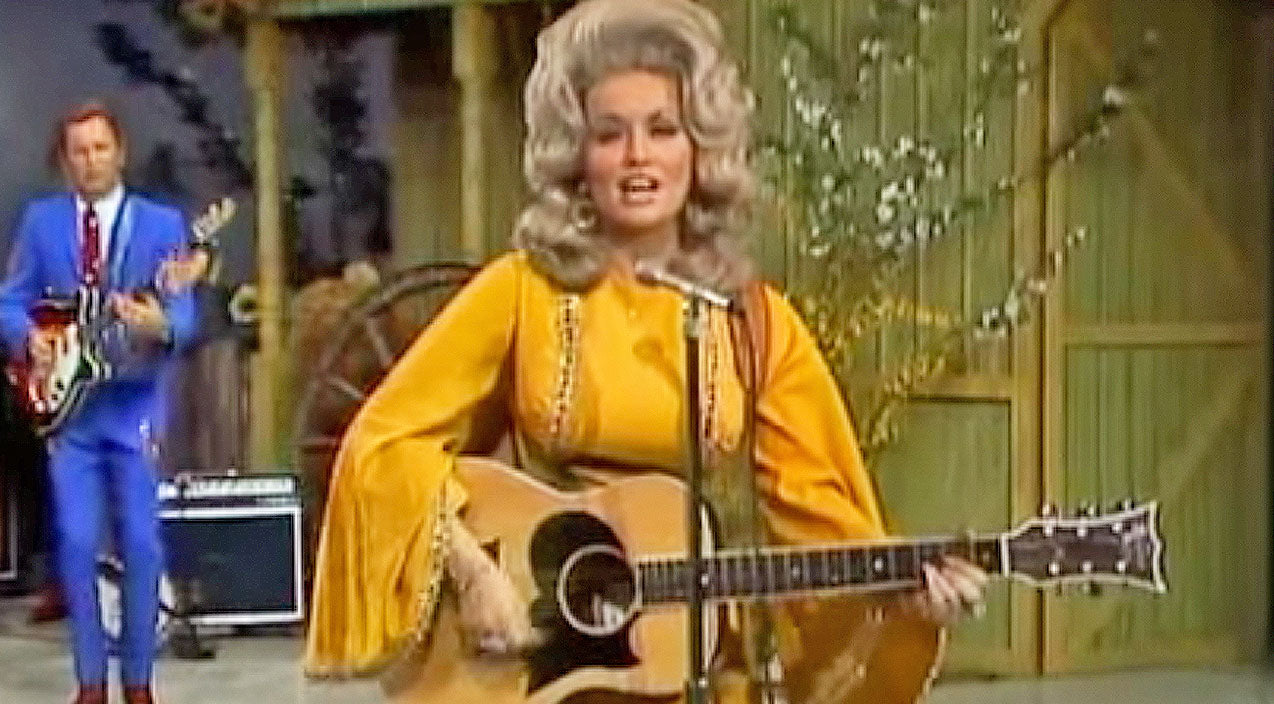 Dolly parton Songs | Dolly Parton's Personality Shines In Performance Of Her First Ever No. 1 Hit, 'Joshua' | Country Music Videos