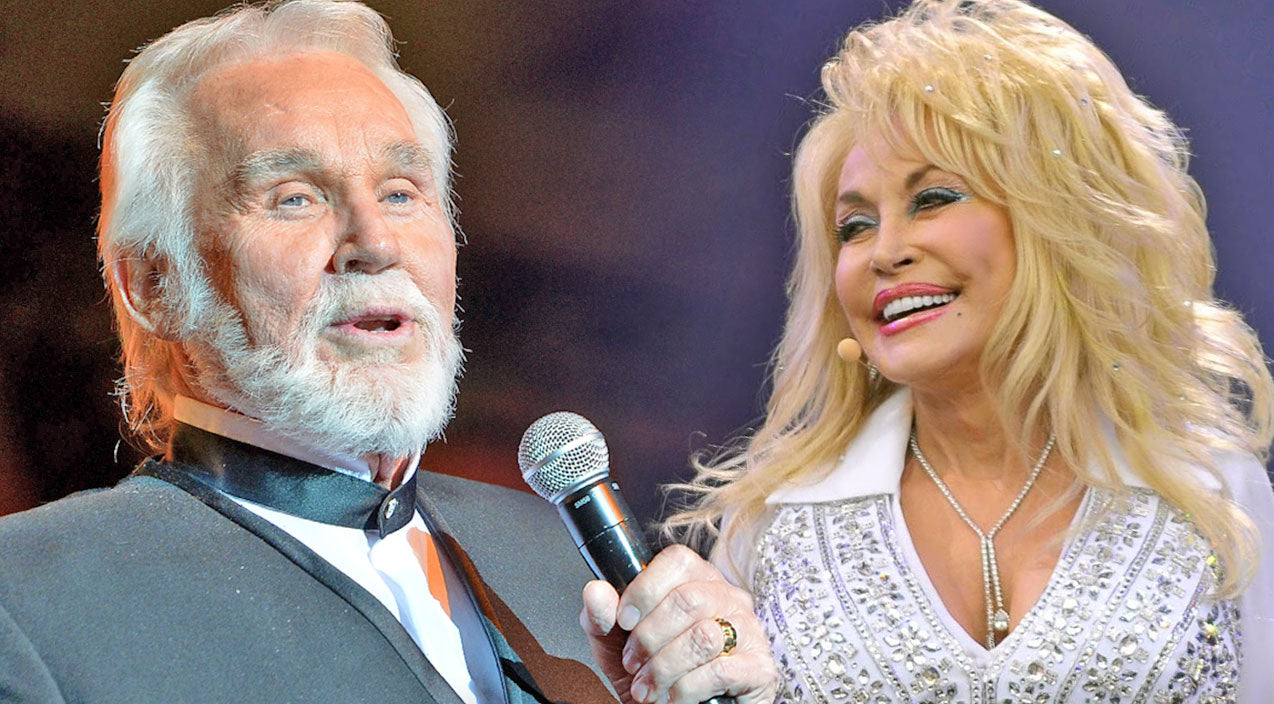 Kenny rogers Songs | Kenny Rogers Calls Dolly Parton 'The Donald Trump Of Country Music' | Country Music Videos