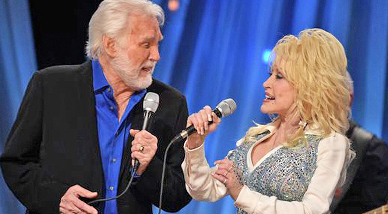 Kenny rogers Songs | Kenny Rogers & Dolly Parton Revive Iconic Duet For Parton's Charitable Telethon | Country Music Videos