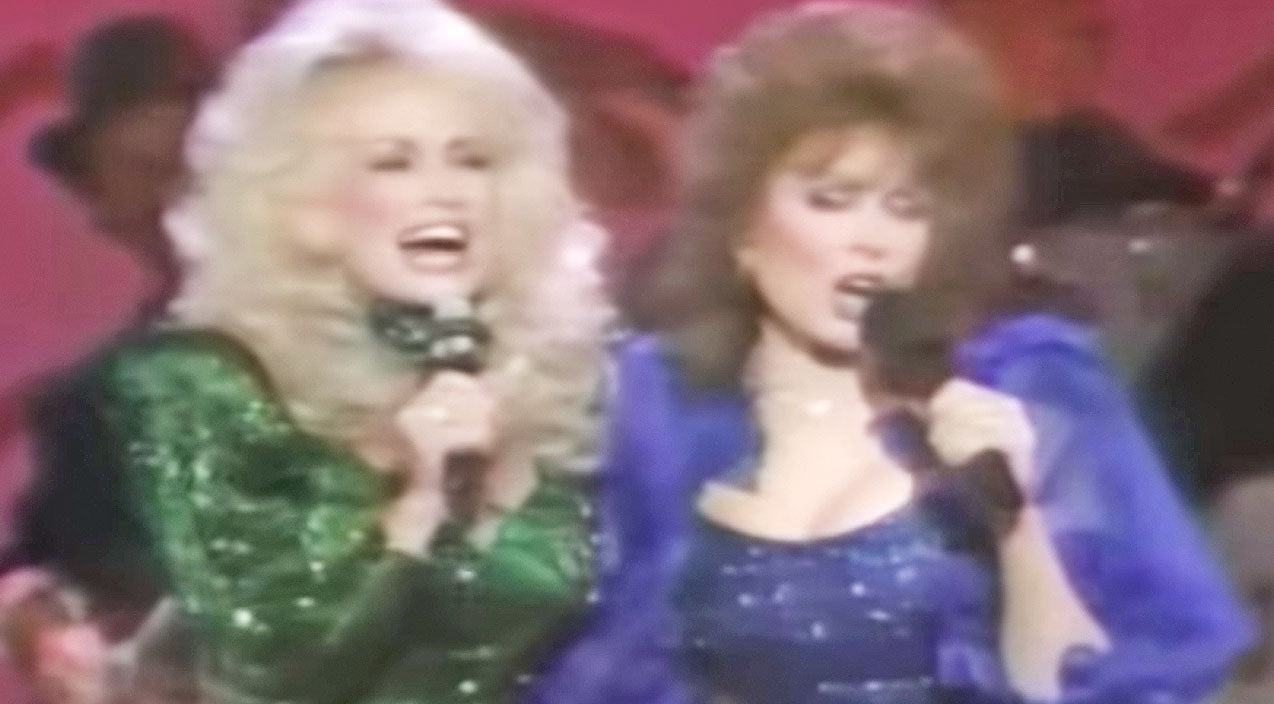 Loretta lynn Songs | Dolly Parton & Loretta Lynn Team Up For Medley Of Loretta's Greatest Hits | Country Music Videos