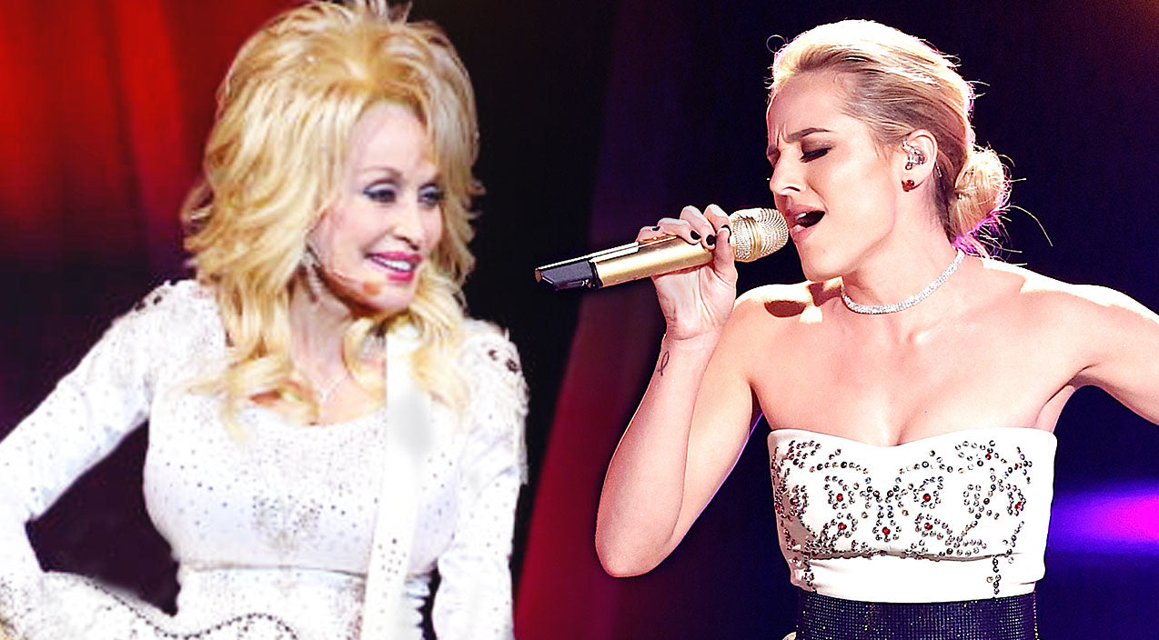 Modern country Songs | 'Voice' Star Mary Sarah Joins Dolly Parton For Sensational 'Jolene' Duet | Country Music Videos