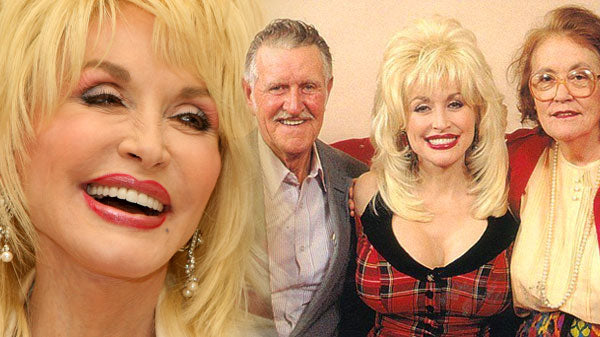 Dolly parton Songs | Dolly Parton - Talks To Her Parents and Sings