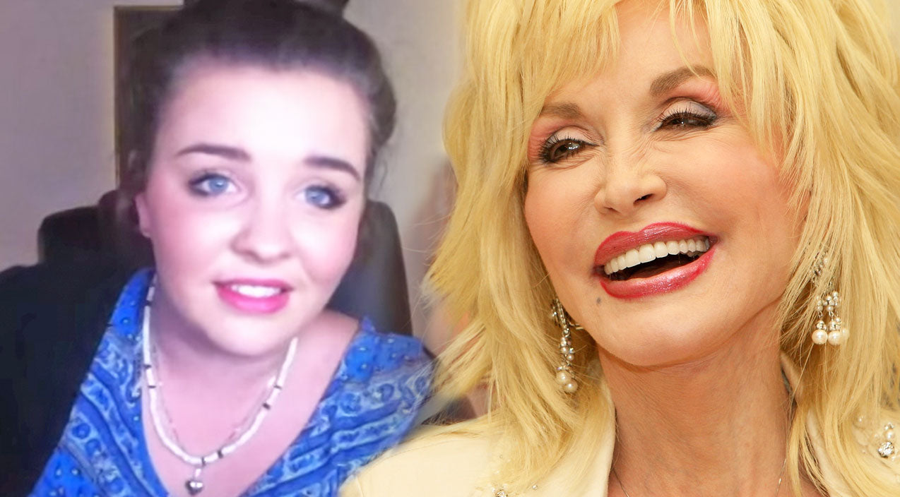 Dolly parton Songs | Young Girl's Unbelievable Cover Of Dolly Parton's