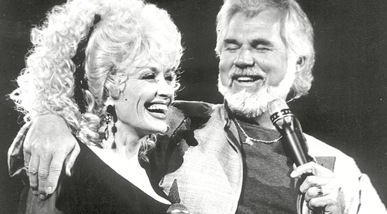 Kenny rogers Songs | Romance Rumors Always Swirled Around Kenny Rogers & Dolly Parton... Here's The Truth | Country Music Videos