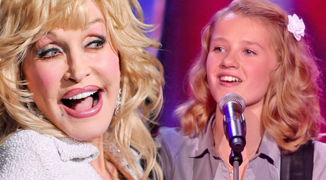 Dolly parton Songs | Adorable Little Girl On 'The Voice Kids' Amazes The Judges With Cover Of Dolly Parton's 'I Will Always Love You' (VIDEO) | Country Music Videos