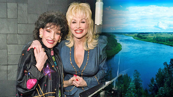 Dottie rambo Songs | Dolly Parton and Dottie Rambo - Stand By The River | Country Music Videos
