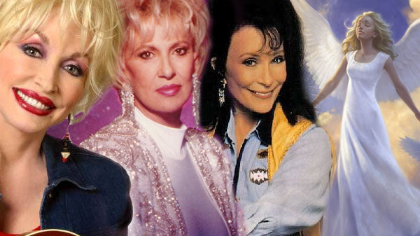 Tammy wynette Songs | Dolly Parton, Loretta Lynn and Tammy Wynette - Let Her Fly | Country Music Videos