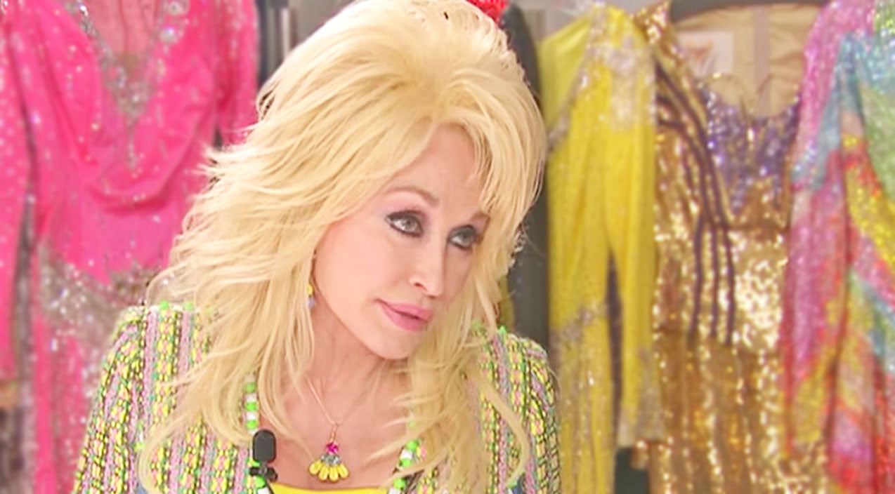 Dolly parton Songs | Dolly Parton Spills The Beans On New Movie | Country Music Videos