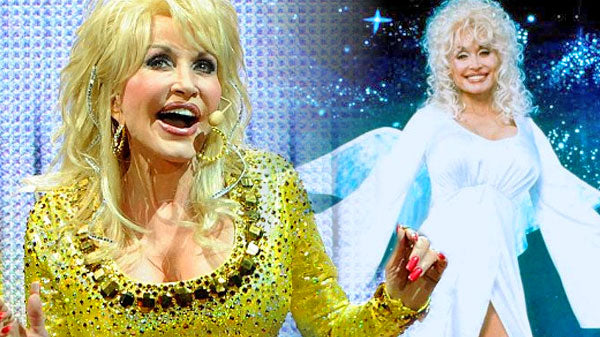 Dolly parton Songs | Dolly Parton - Unlikely Angel (LIVE Movie Version) (VIDEO) | Country Music Videos