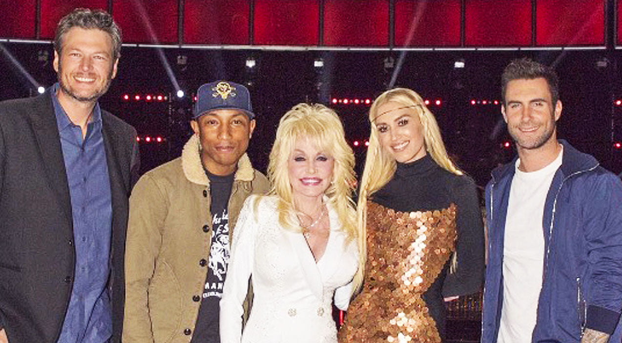 The voice Songs | Dolly Parton Reveals Who She Would Pick As Her 'Voice' Coach | Country Music Videos