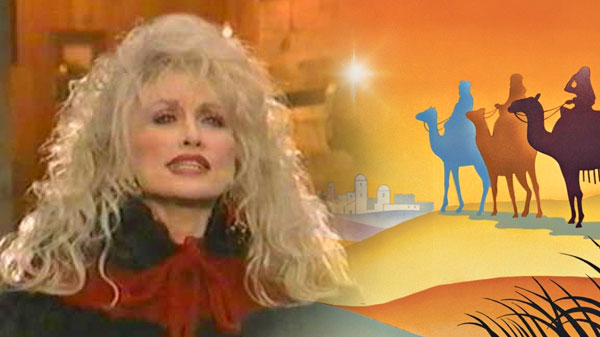 Dolly parton Songs | Dolly Parton - We Three Kings (VIDEO) | Country Music Videos