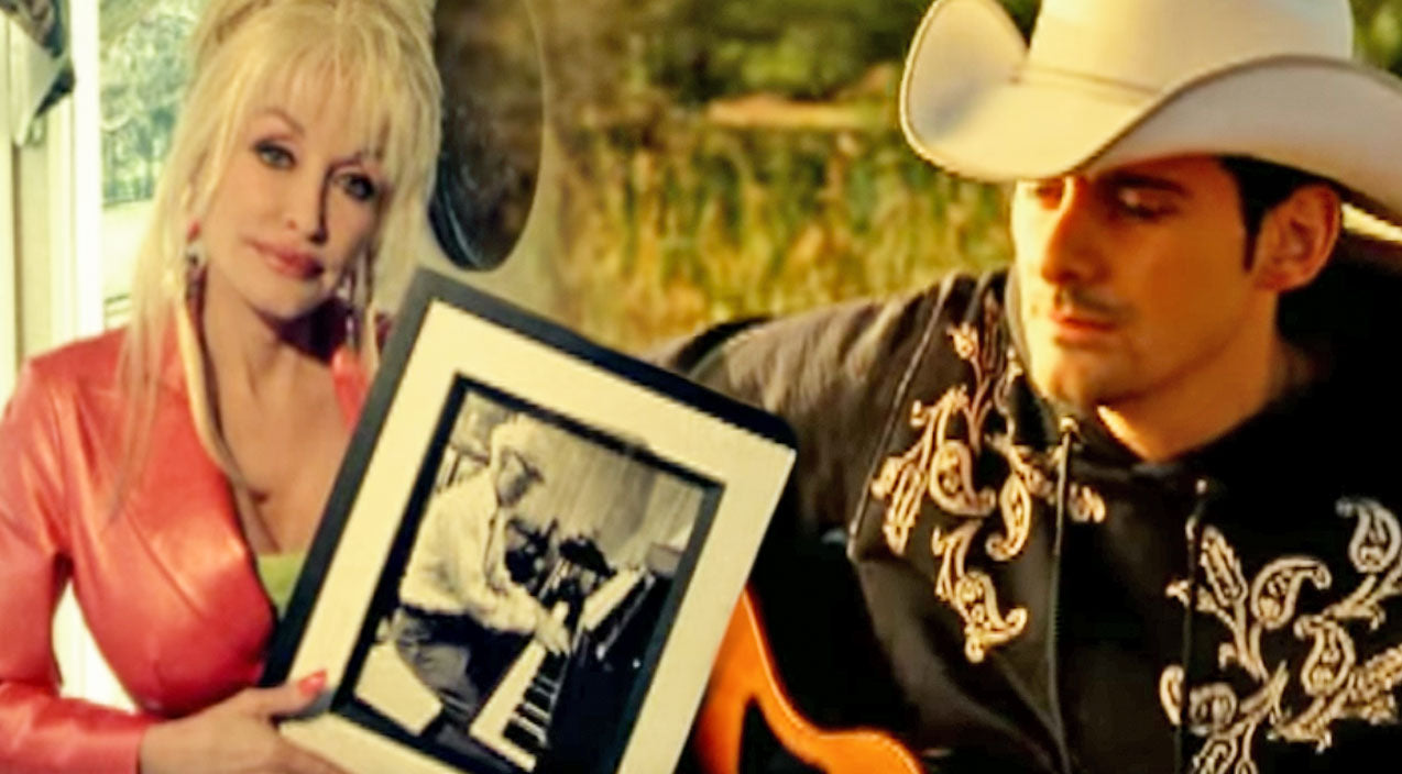 Dolly parton Songs | Dolly Parton & Brad Paisley Unite To Deliver A Look At Heaven With 'When I Get Where I'm Going' | Country Music Videos