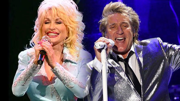 Dolly parton Songs | Dolly Parton & Rod Stewart - Baby It's Cold Outside | Country Music Videos