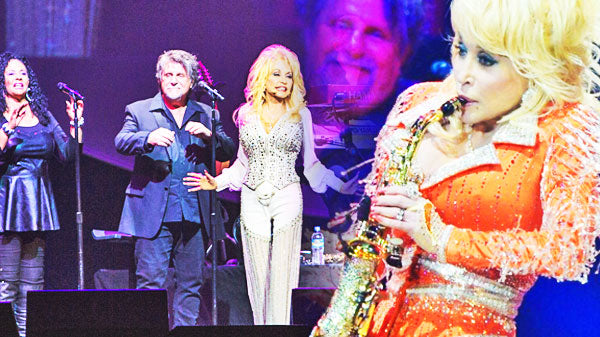 Dolly parton Songs | Dolly Parton Performs Hilarious Benny Hill Theme on Sax! (WATCH) | Country Music Videos