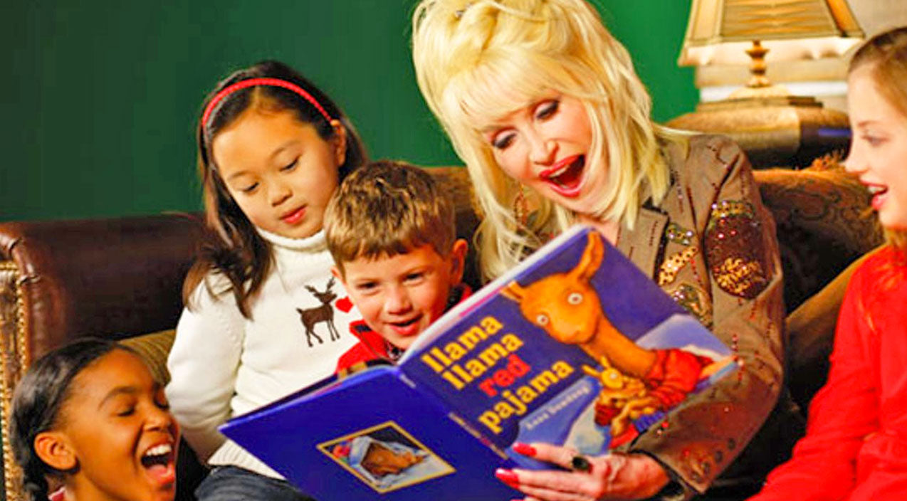Dolly parton Songs | Dolly Parton Raises Half A Million For Kids In The Imagination Library | Country Music Videos