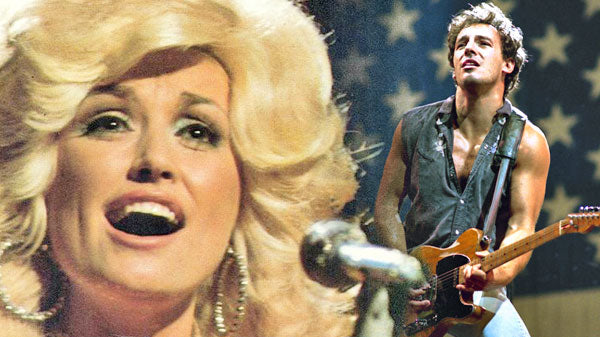 Dolly parton Songs | Dolly Parton & Joe Piscopo Sing Springsteen's