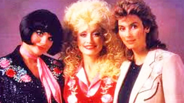 Linda ronstadt Songs | Dolly Parton - When We're Gone, Long Gone (feat. Emmylou Harris, Linda Ronstadt) | Country Music Videos