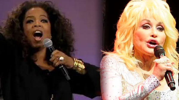 Dolly Parton Show - Rare Clip with Special Guest Oprah Winfrey (VIDEO) | Country Music Videos
