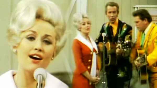 Dolly parton Songs | Dolly Parton & Porter Wagoner - Holding On To Nothin' | Country Music Videos
