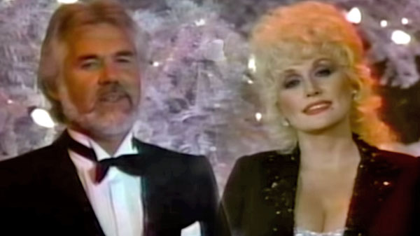 Kenny rogers Songs | Dolly Parton and Kenny Rogers - White Christmas (WATCH) | Country Music Videos
